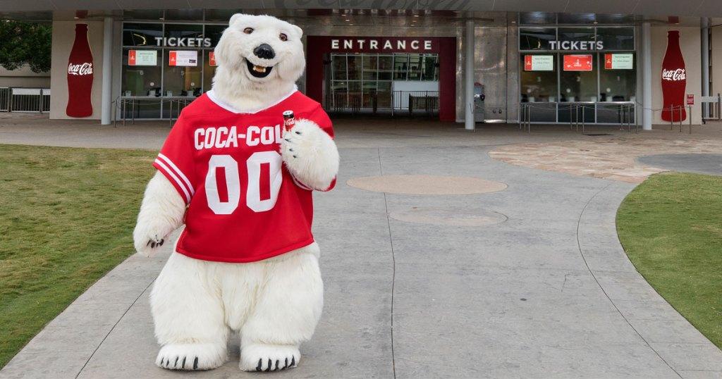 Coca Cola Polar Bear Instant Win Game
