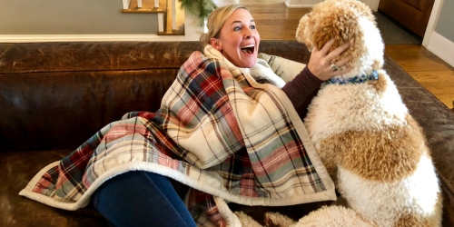 Cuddl Duds Throw Blankets Only $19.99 on Kohl's.com (Regularly $50) | Cyber Monday Deal