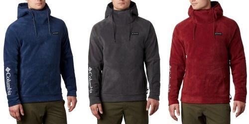 Columbia Men's Fleece HoodiesJust $29.99 Shipped (Regularly $60)