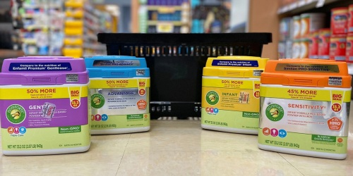 Save $3 On Comforts Baby Formula at Kroger (Just Use Your Phone)