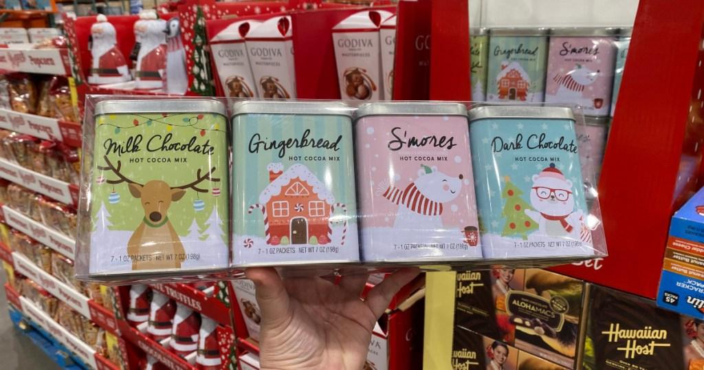 Costco hot cocoa gift sets