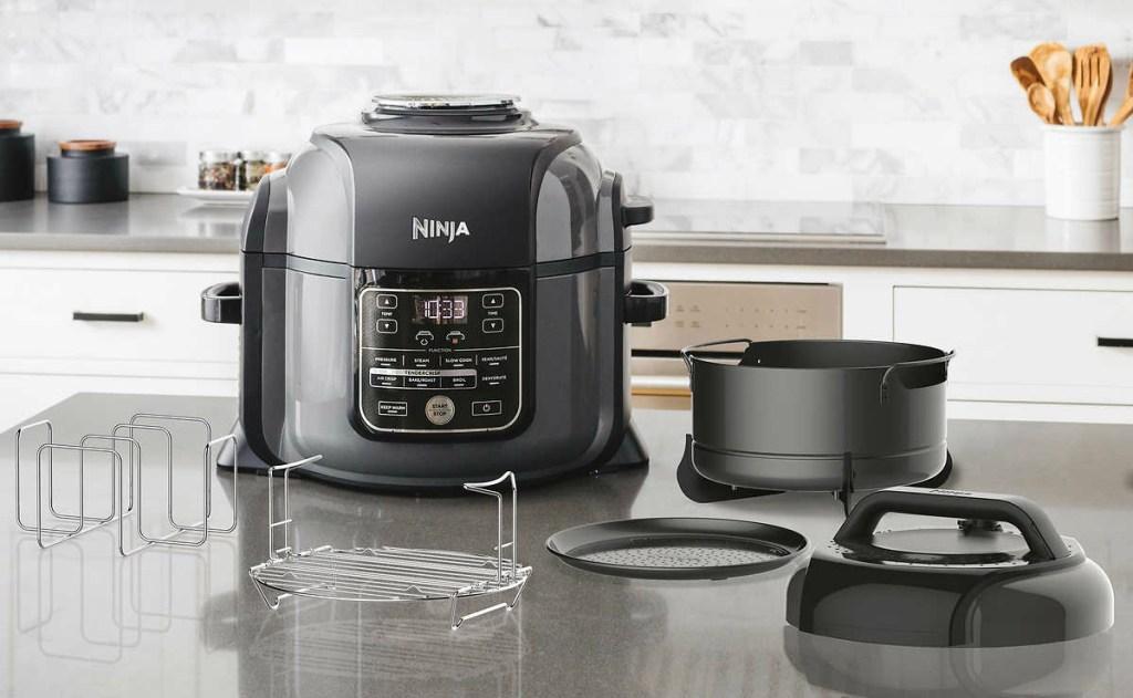Ninja Foodi Pressure Cooker With Tendercrisper Dehydrate Costco Deal