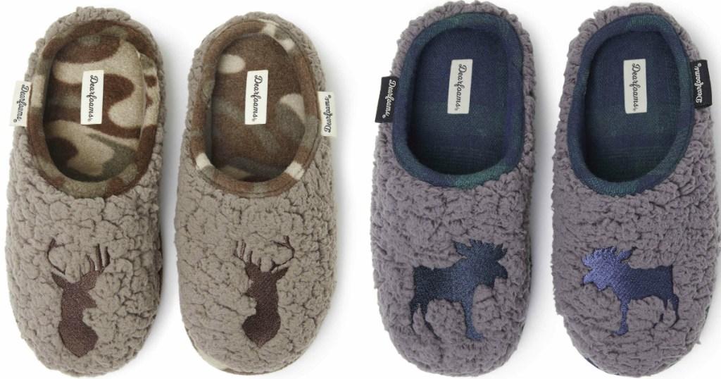 dearfoams-kids-slippers