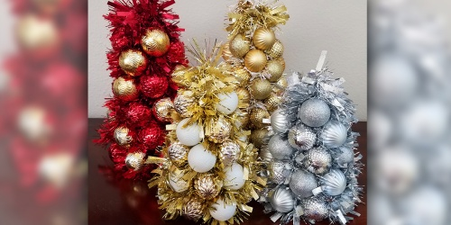 Make These Festive Christmas Centerpieces for Only a Couple Bucks!