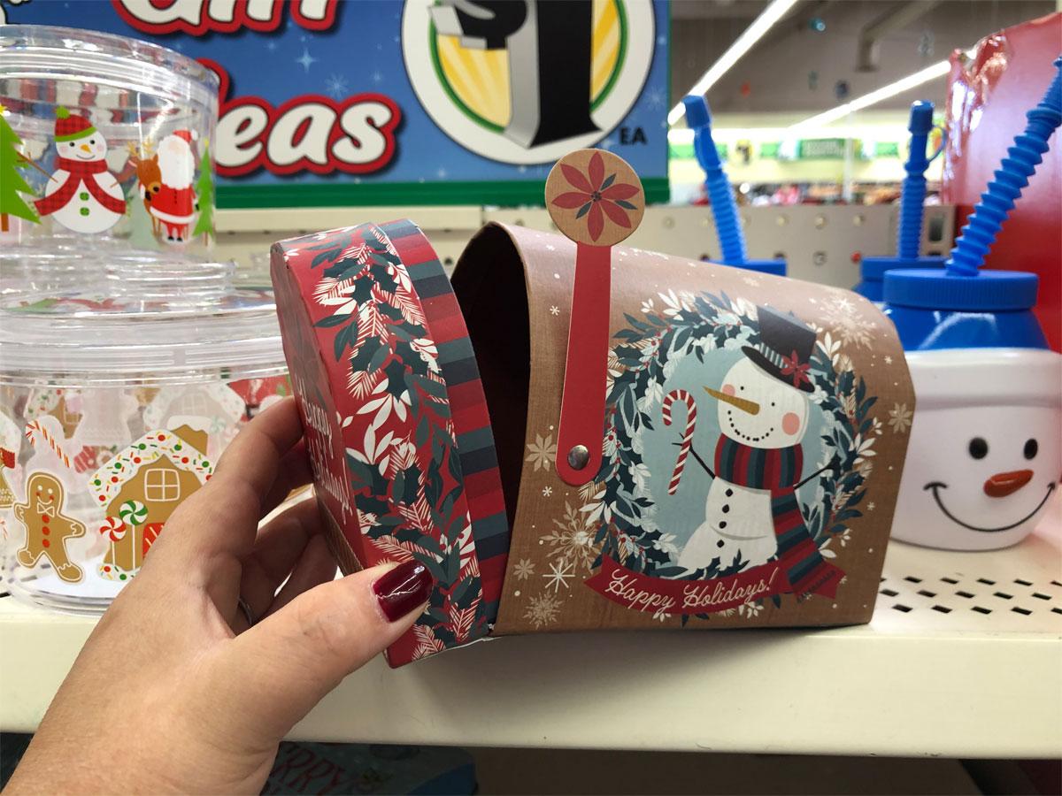 Mailbox-Shaped Nesting Christmas Gift Boxes, 3-ct. Packs