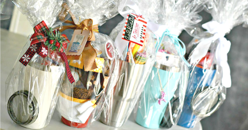 easy diy gifts using tumblers