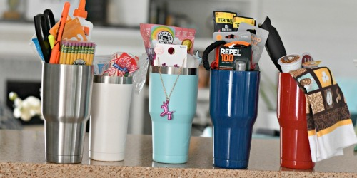 DIY Tumbler Gift Baskets | Perfect For All Occasions!
