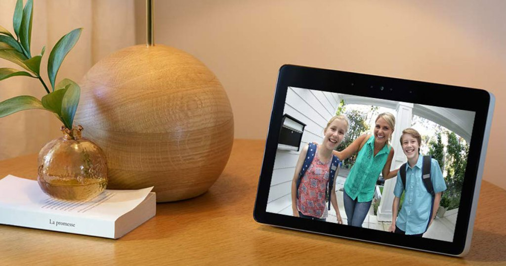 Echo Show on table