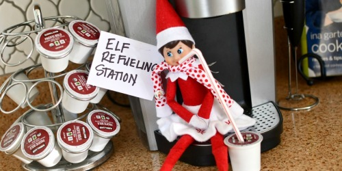 20 Genius and Easy Elf on the Shelf Ideas to Steal This Christmas!