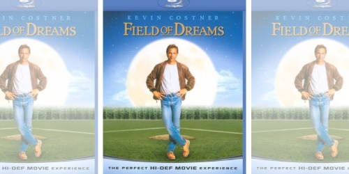 Field of Dreams Blu-ray Movie Only $4.99 Shipped (Regularly $15)