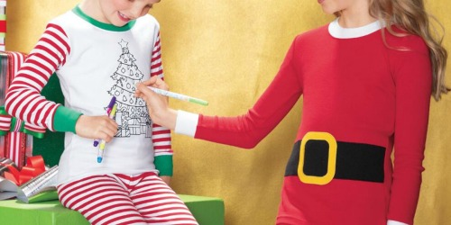 Up to 75% Off Chasing Fireflies Kids Holiday Pajama Sets