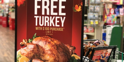 Here's How to Get a FREE Turkey for Thanksgiving 2020
