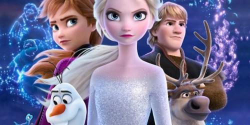 50% Off Digital Movie Downloads on FandangoNOW   Frozen 2, The Lion King & More