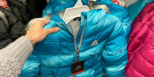 Up to 80% Off Kids Winter Jackets at Kohl's