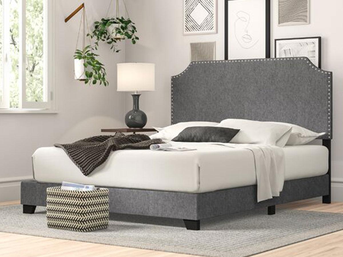 Kyara Upholstered Standard Bed