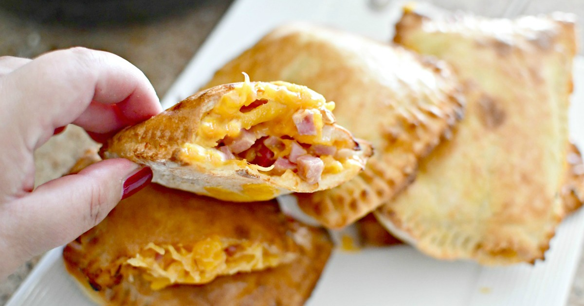 Cheese Hot Pockets in the Air Fryer
