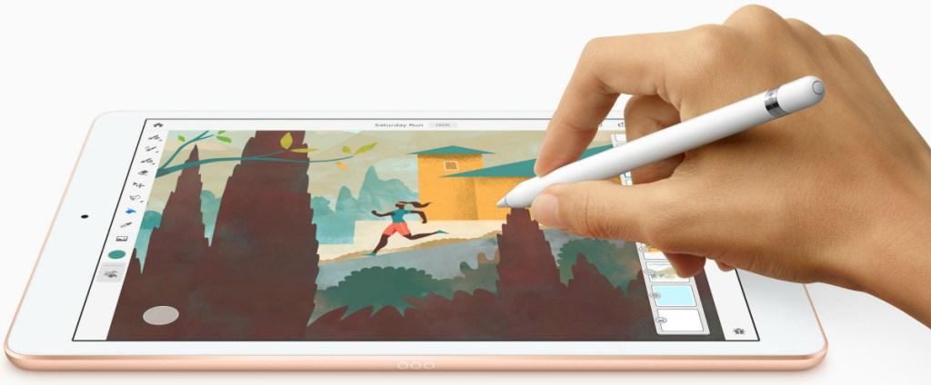 hand-drawing-on-apple-ipad