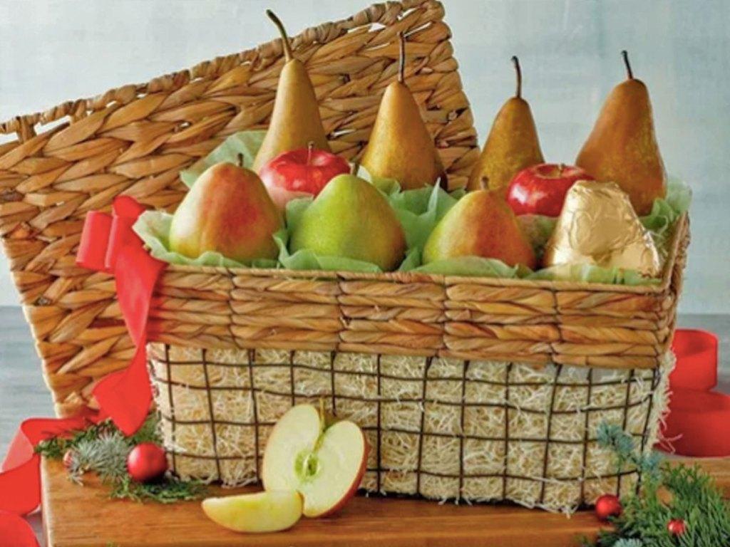 Harry & David Holiday Fruit Basket
