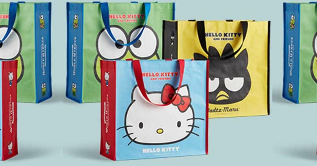 hello kitty tote bags