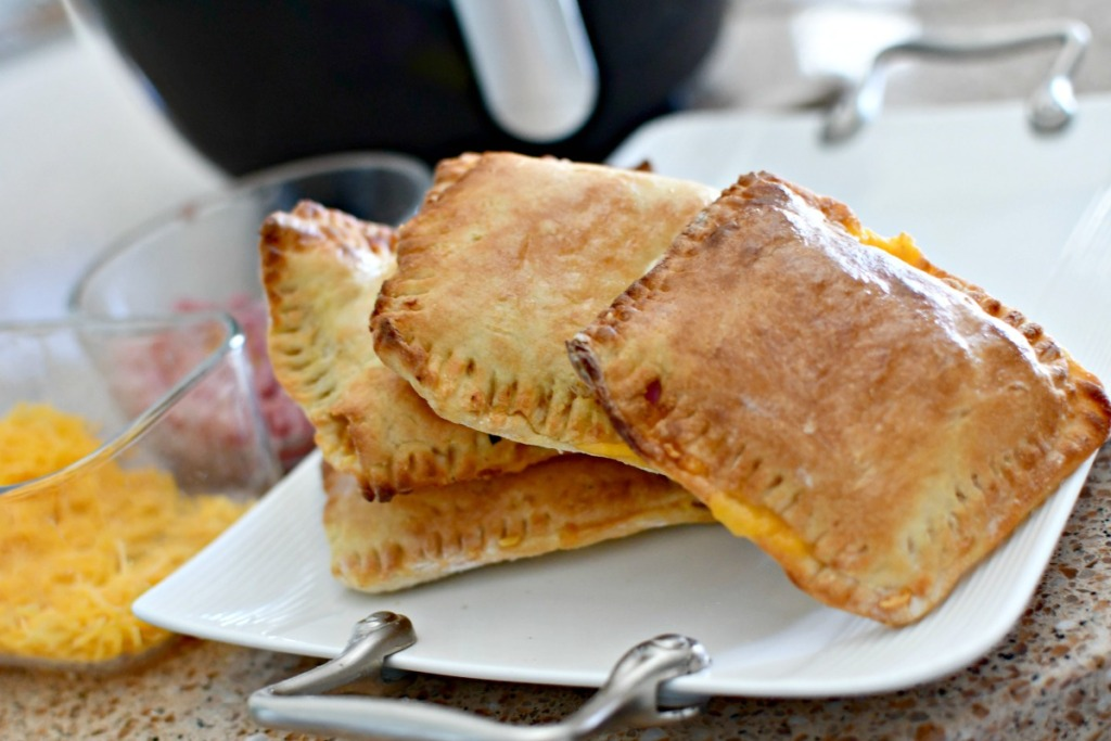 hot pockets made in the air fryer