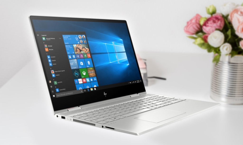 HP Envy 360x laptop