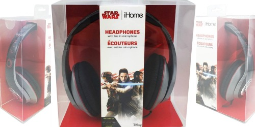 iHome Star Wars Headphones Only $6.49 Shipped at Best Buy (Regularly $25)
