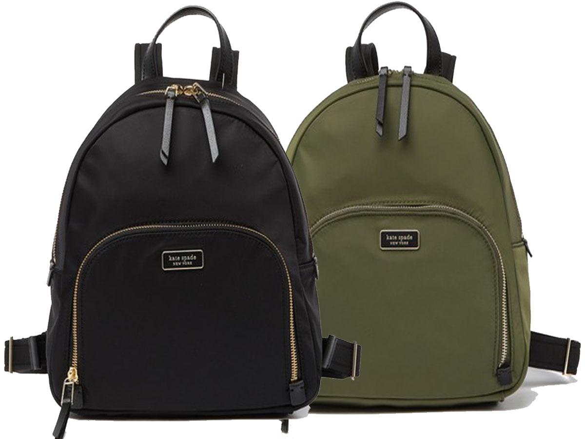 Kate Spade Medium Dawn Backpack - Sapling or Black