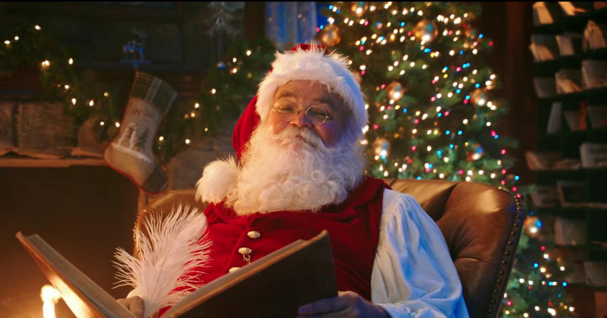 Santa inside KidHQ - how to call santa this year