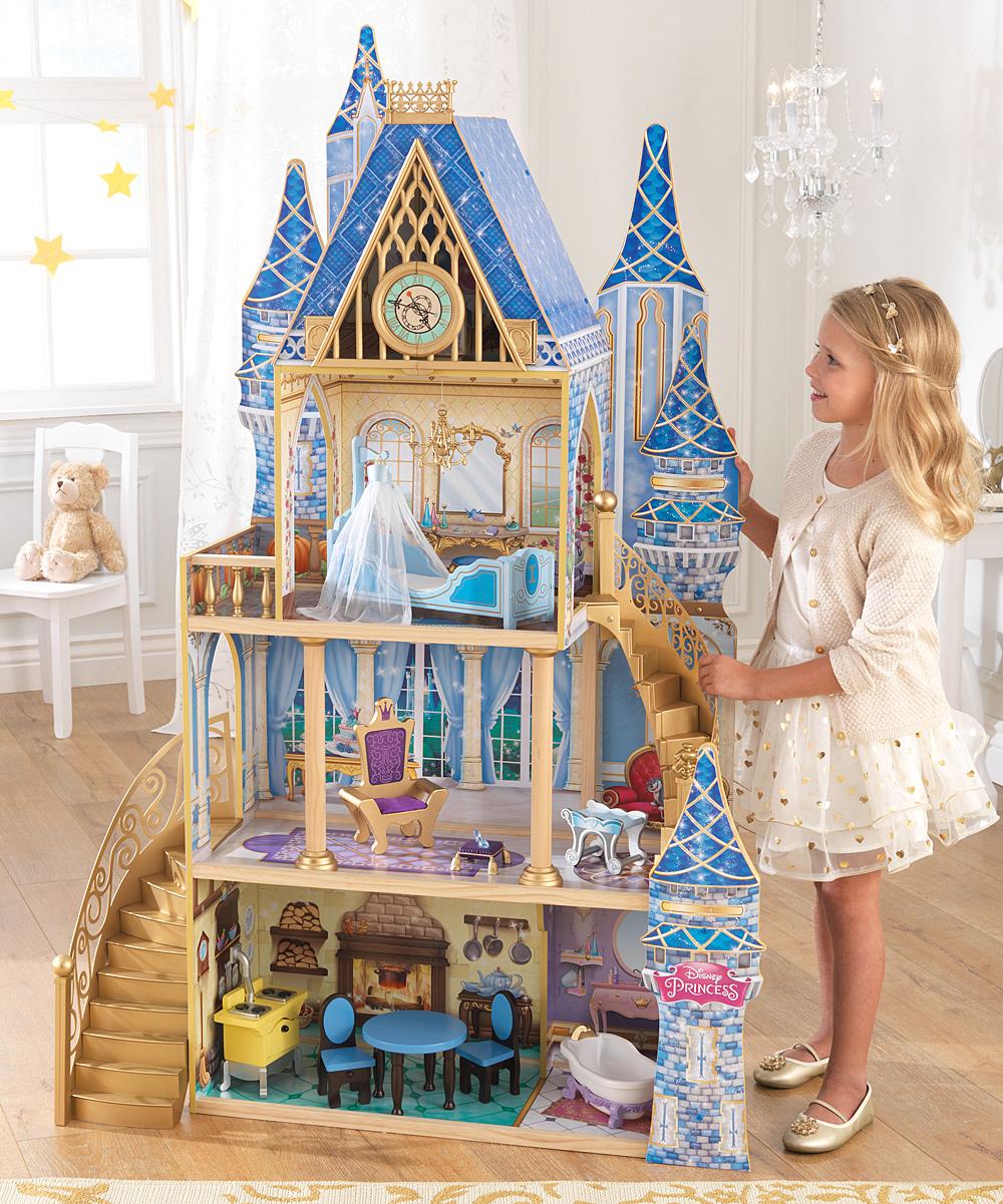 kidkraft cinderella house
