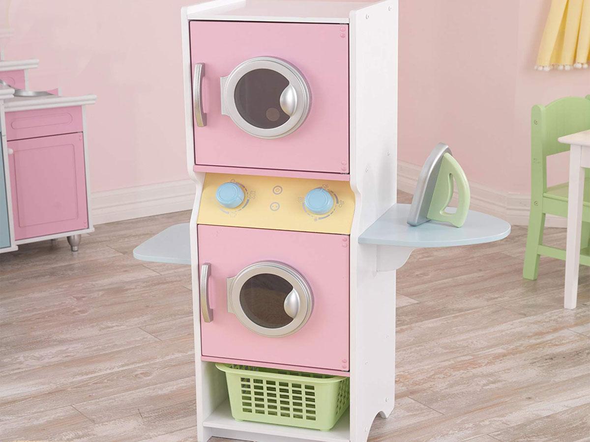 kidkraft laundry playset stock image