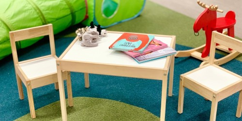The Best IKEA Kid's Tables & Chairs (Prices Start at Only $29.99!)