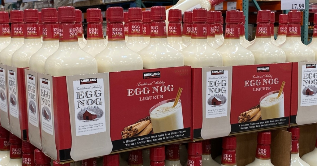 ELECTION DAY 2020 - A Thread For All Our Reports - Put 'em Here Kirkland-egg-nog-1