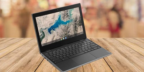 Lenovo 100e 11.6″ Chromebook Just $99.99 Shipped at Staples (Regularly $220)