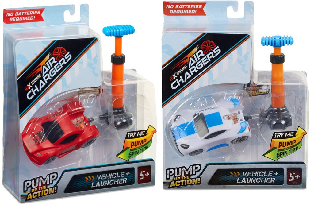 Little Tikes Air Chargers Air-Powered Vehicle and Launchers