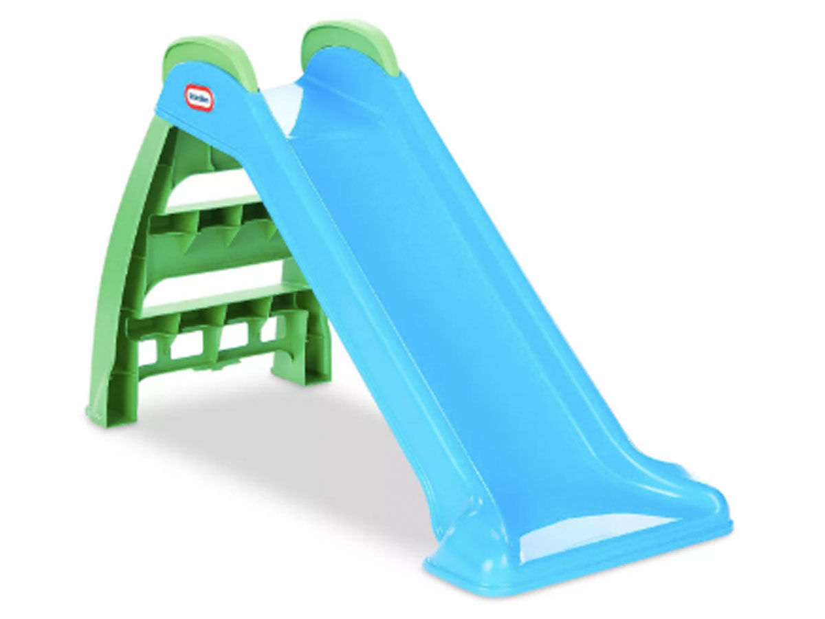 Little Tikes First Slide stock image