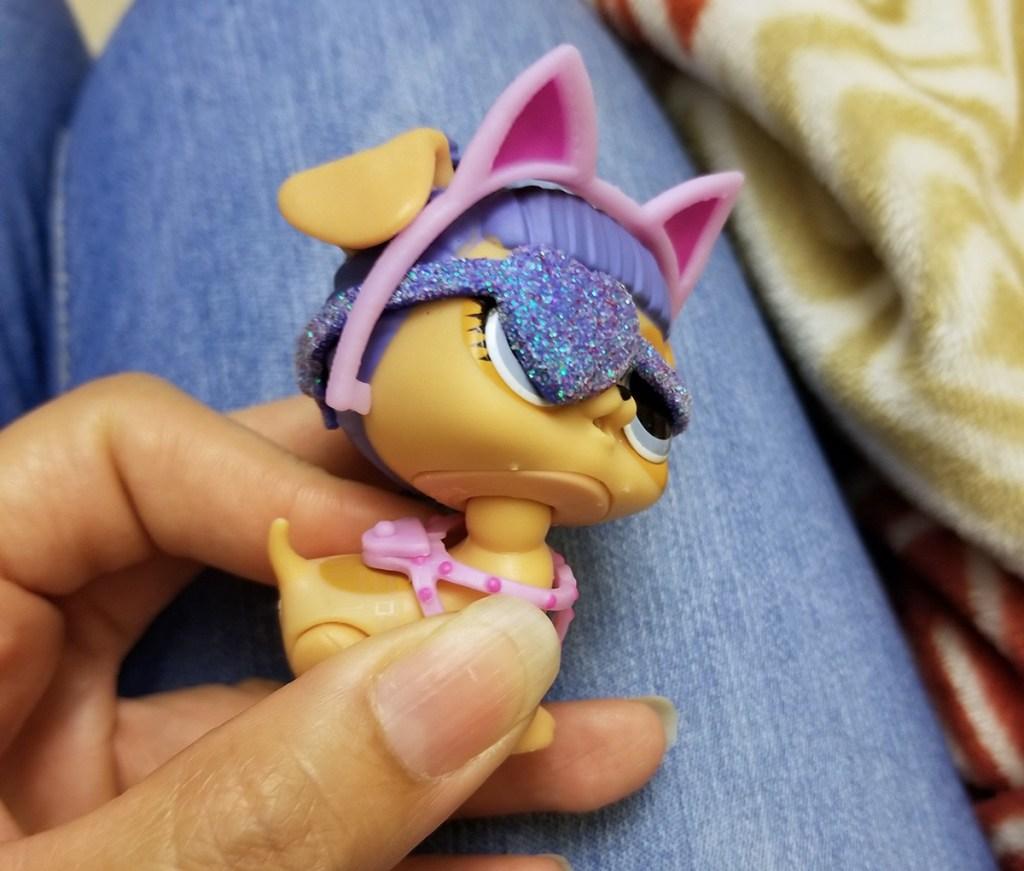 Defective LOL Surprise pet doll