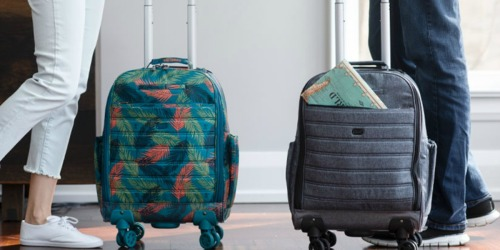 Lug Spinner Luggage Just $89.99 at Zulily | 7 Design Options