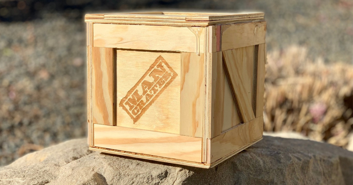 New Dad Survival Crate