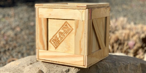 25% Off Man Crates | Unique Men's Gift Idea