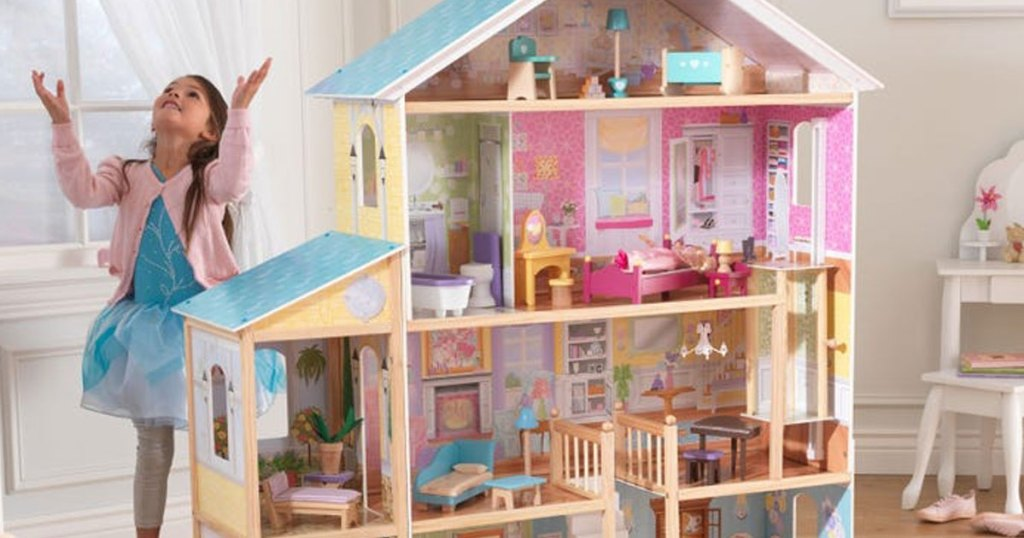 KidKraft Majestic Dollhouse Mansion
