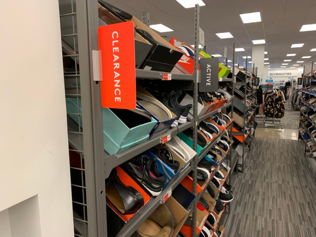 Men's clearance shoes at Nordstrom Rack