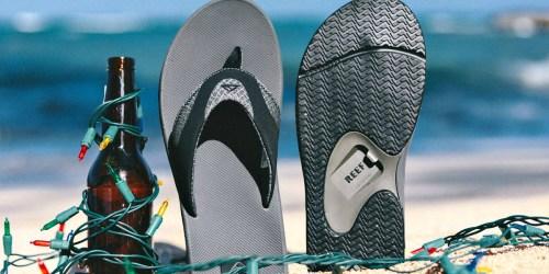 Over 60% Off Men's REEF Sandals & Slides at Macy's