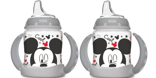 NUK Disney Sippy Cup Only $4.99 (Regularly $10) at Amazon