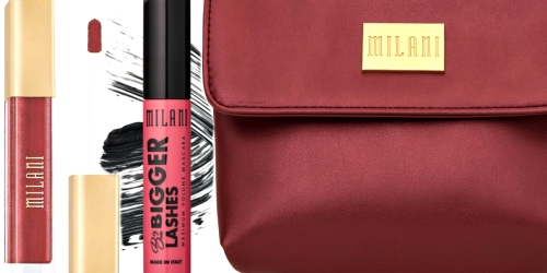 Milani Holiday Glam Bundle Only $17 Shipped ($78 Value) | Includes 8 Full-Size Products