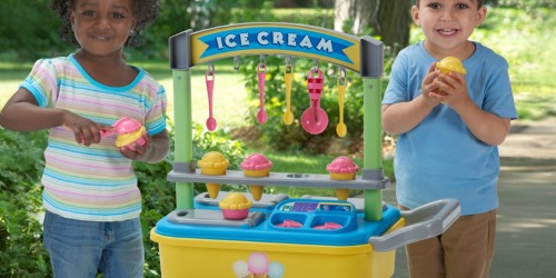 My Very Own Ice Cream Cart Only $17.49 at Walmart (Regularly $35) | Includes 23 Accessories