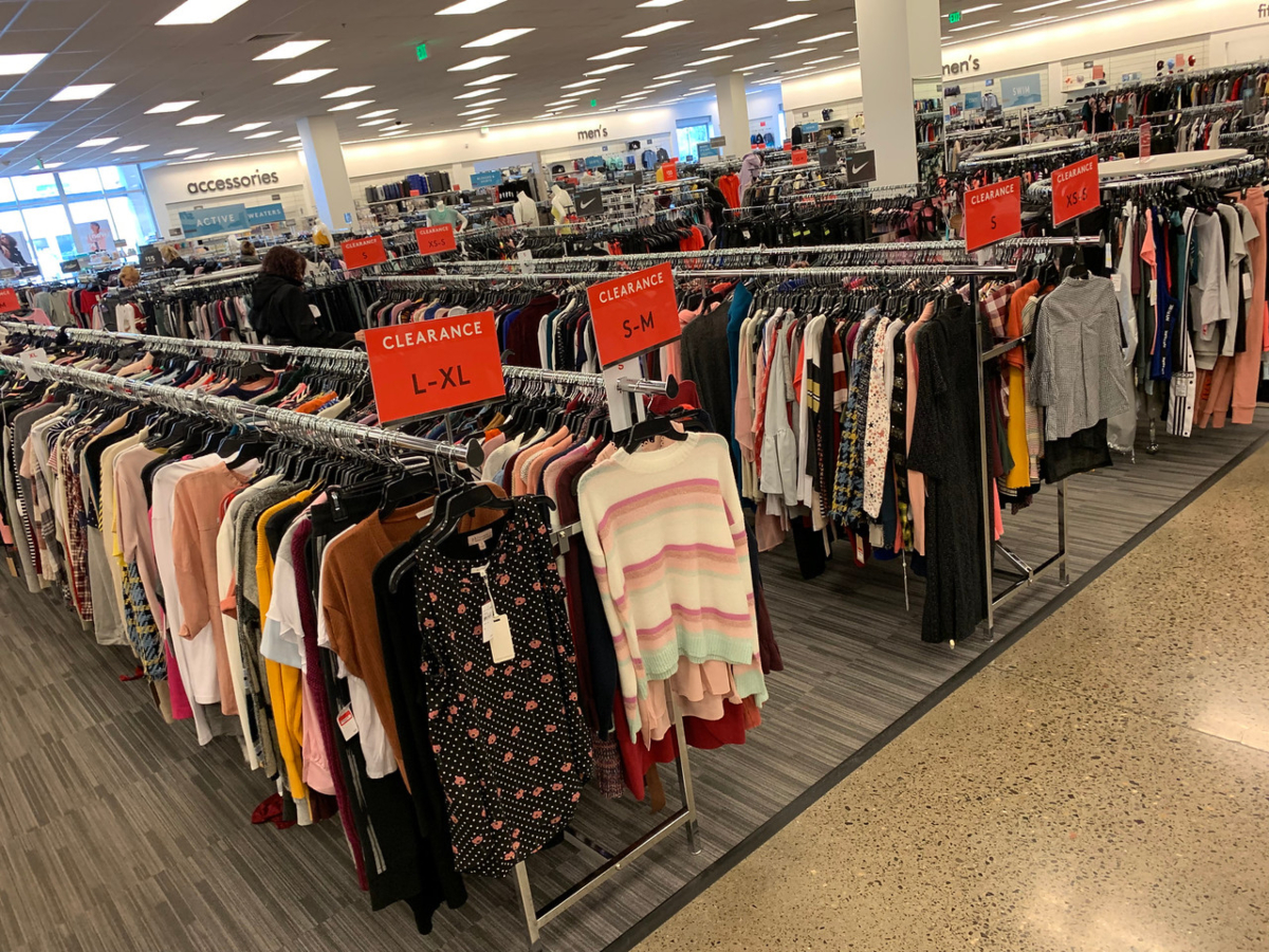 women's clearance at Nordstrom Rack