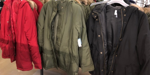 50% Off Old Navy Outerwear for the Family | Puffer Vests, Jackets & More