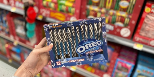 OREO Candy Canes Are Back in Stores for Christmas