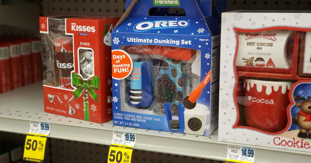 OREO dunking gift set