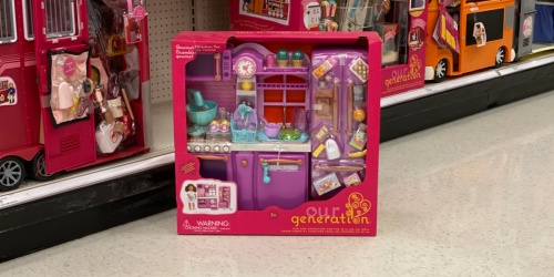 Up to 55% Off Our Generation Dolls & Accessories at Target